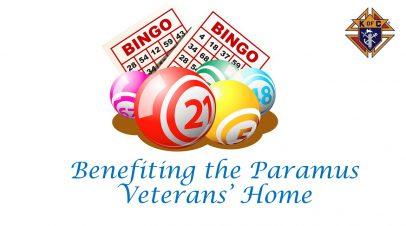 Bingo at Paramus Veterans Home