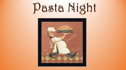 KOC Pasta Night