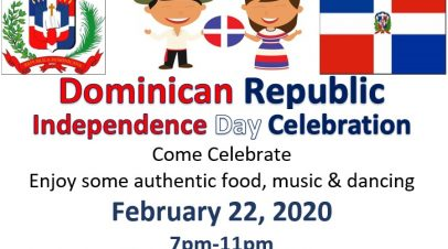 DR Independence Day Party